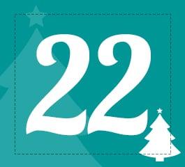 Colandis Adventskalender Tür 22
