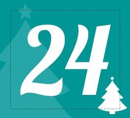 Colandis Adventskalender Tür 24
