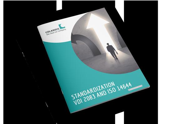 Standardization-vdi-2083-iso-14644-COLANDIS-COLANDIS