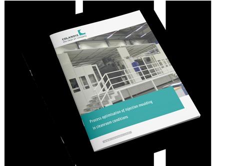 Whitepaper-Process-optimisatioulding-in-cleanroom-conditions-COLANDIS